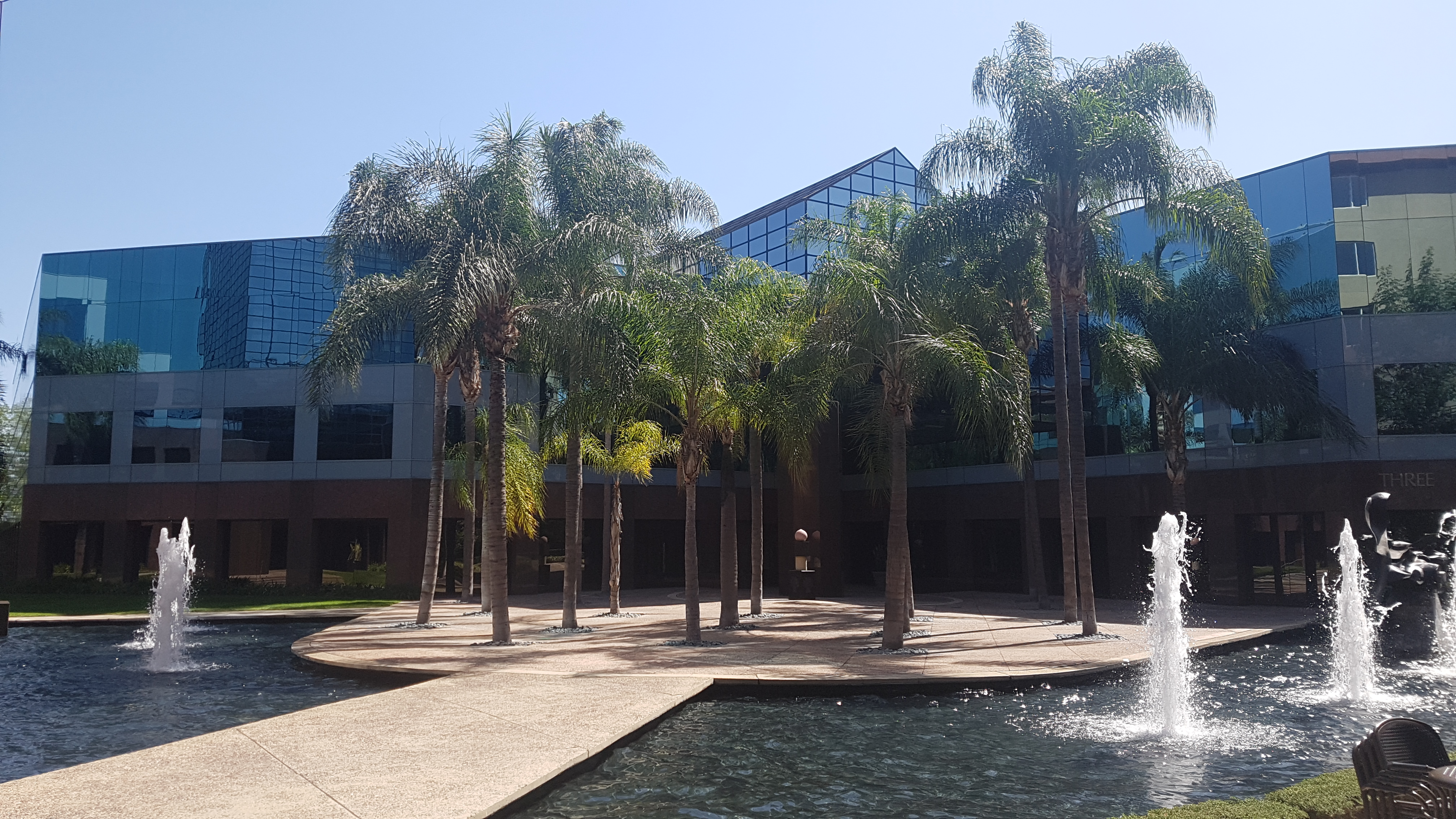 The Brea office of Admission Masters, California