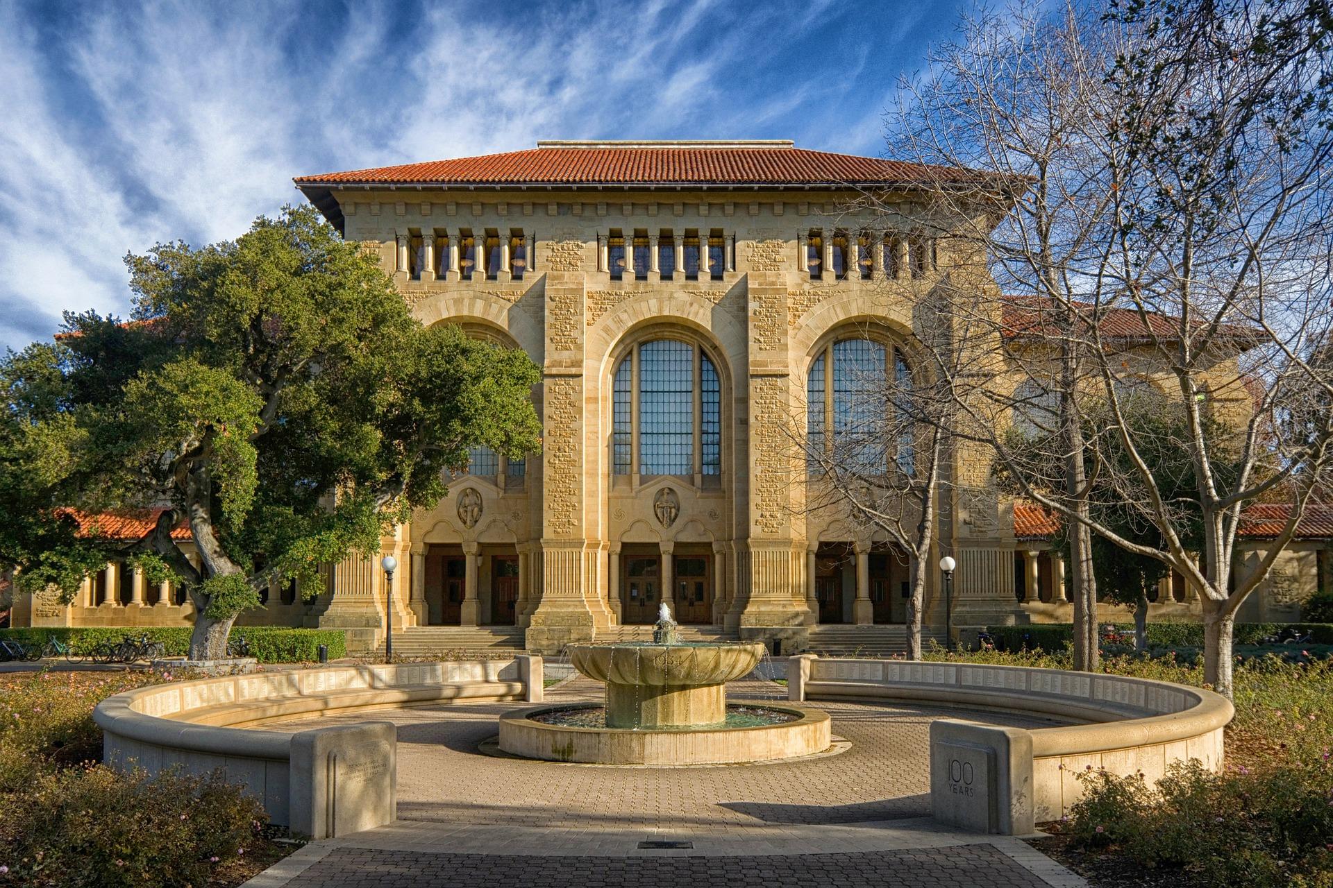Stanford University, California, 1891