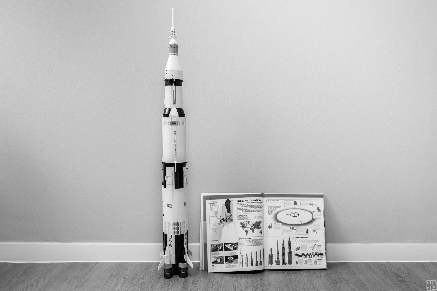 It took me 6 hours to make this lego rocket.